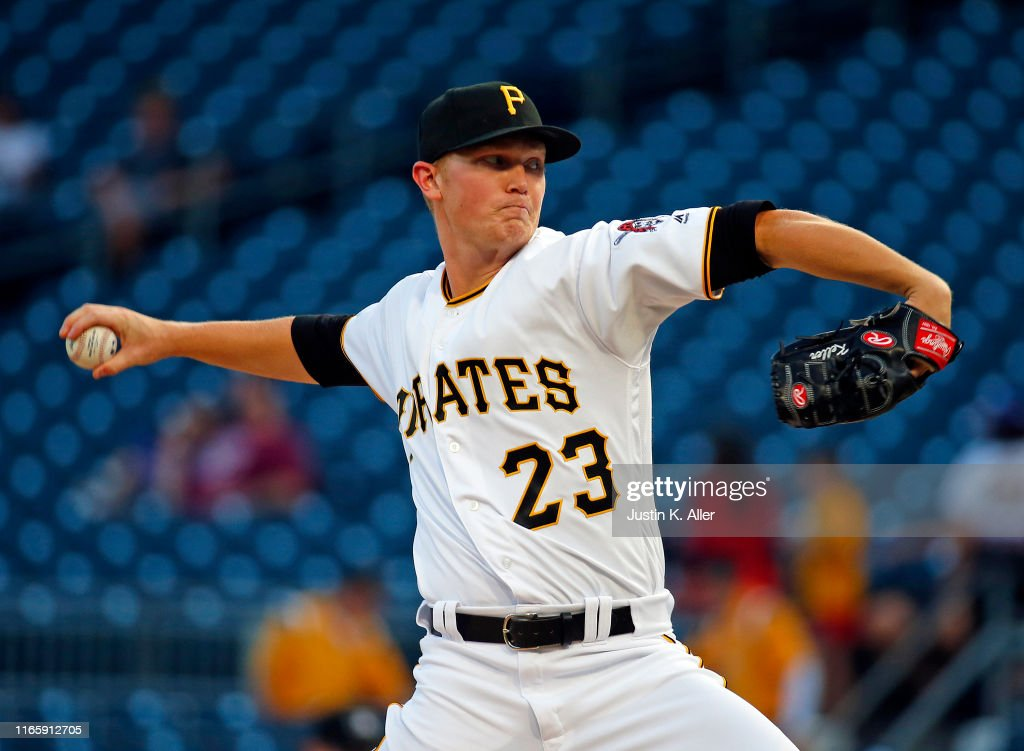 Miami Marlins v Pittsburgh Pirates : News Photo