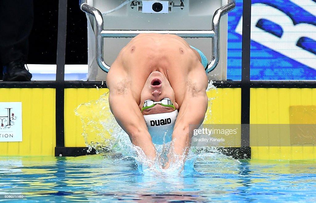 2018 Australia Swimming National Trials