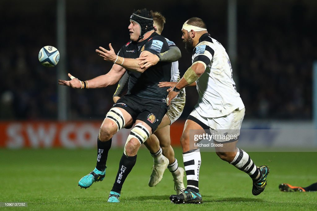 GBR: Exeter Chiefs v Bristol Bears - Gallagher Premiership Rugby