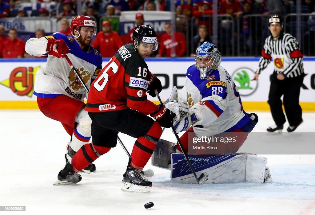 Canada v Russia - 2017 IIHF Ice Hockey World Championship - Semi Final