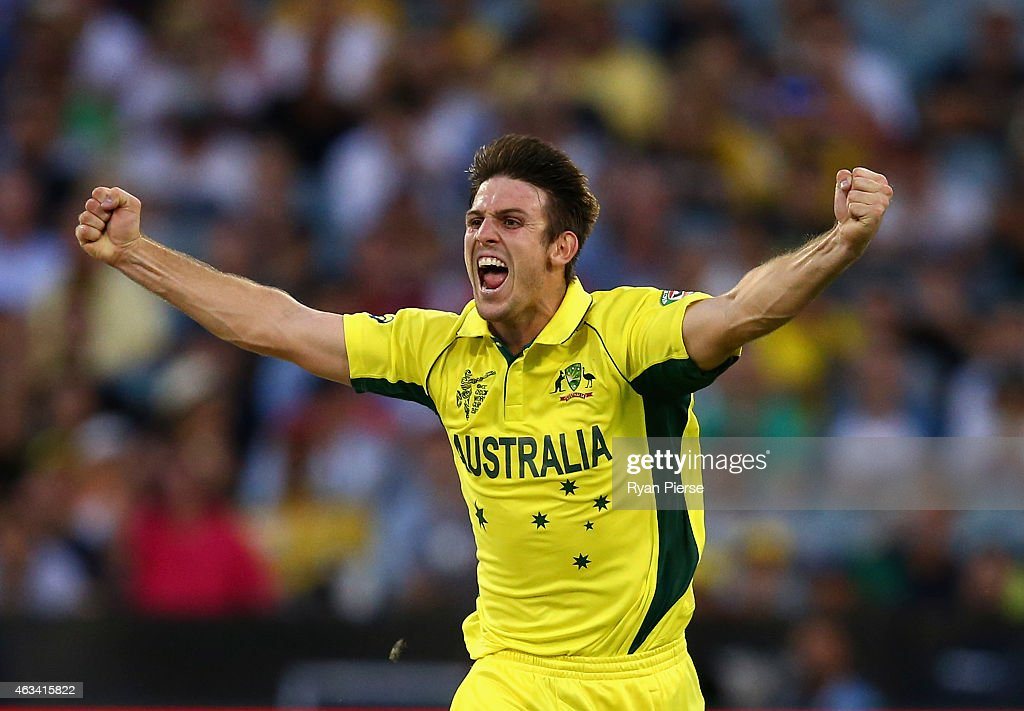 England v Australia - 2015 ICC Cricket World Cup