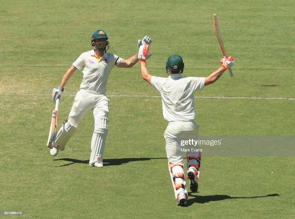 Australia v England - Fifth Test: Day 4 : News Photo