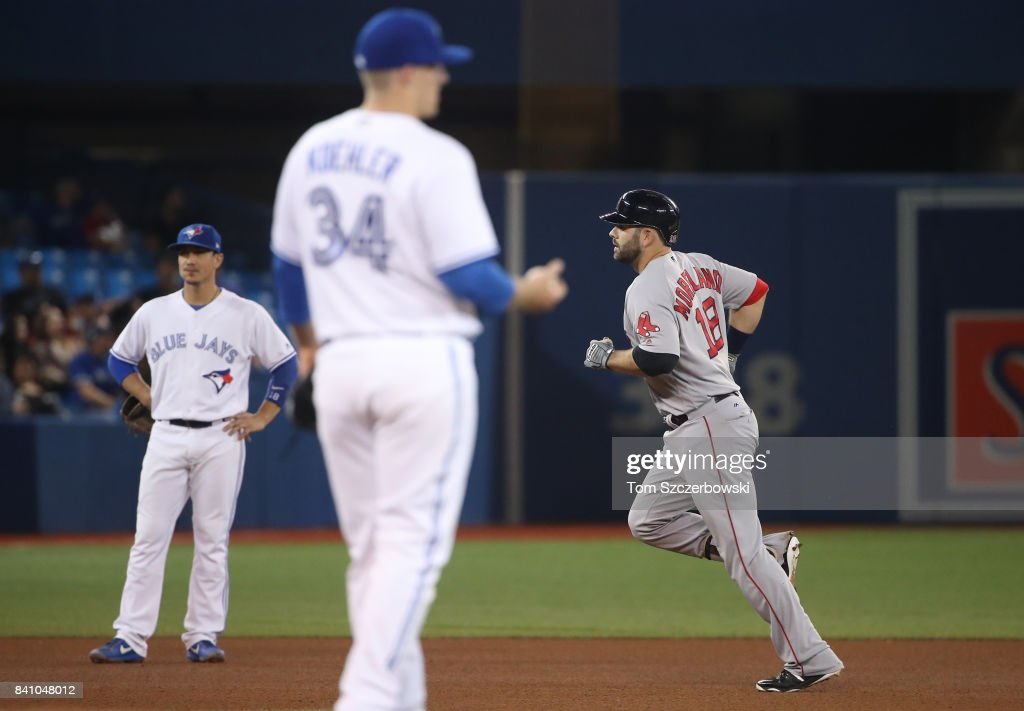 Boston Red Sox v Toronto Blue Jays