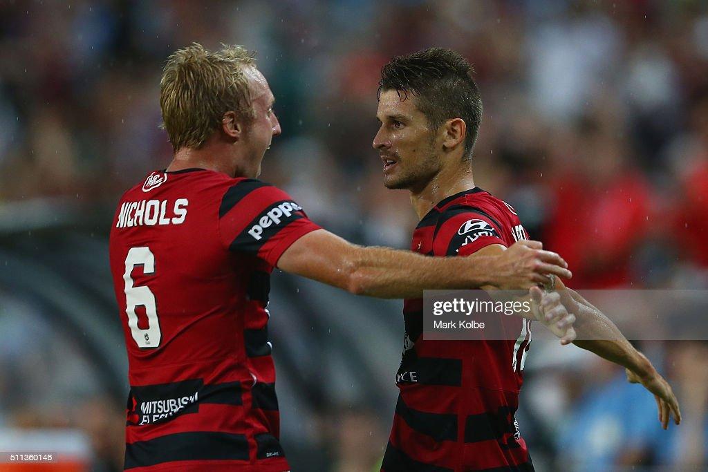 A-League Rd 20 - Sydney v Western Sydney