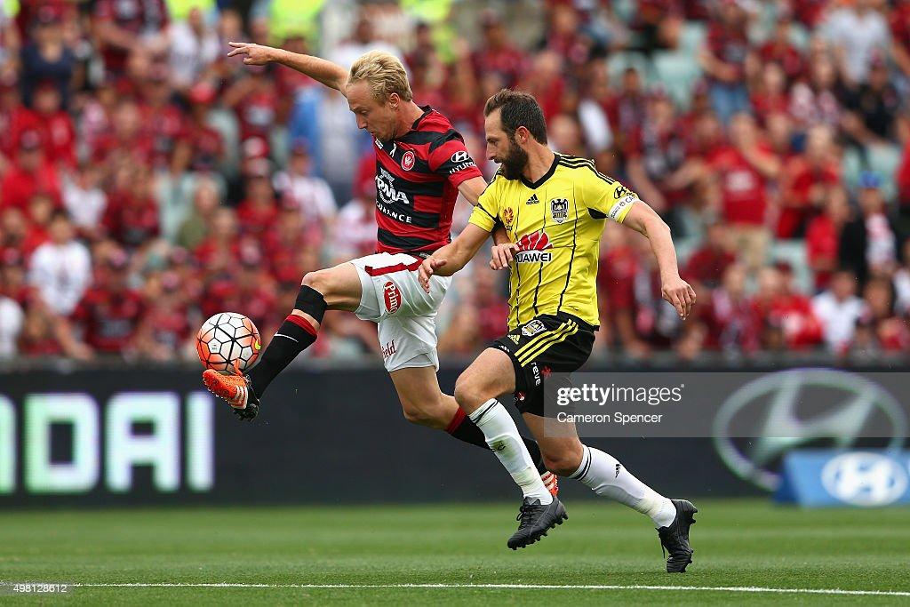 A-League Rd 7 - Western Sydney v Wellington
