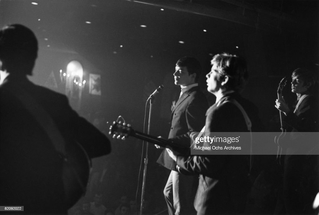 Mitch Ryder And The Detroit Wheels On Stage : News Photo