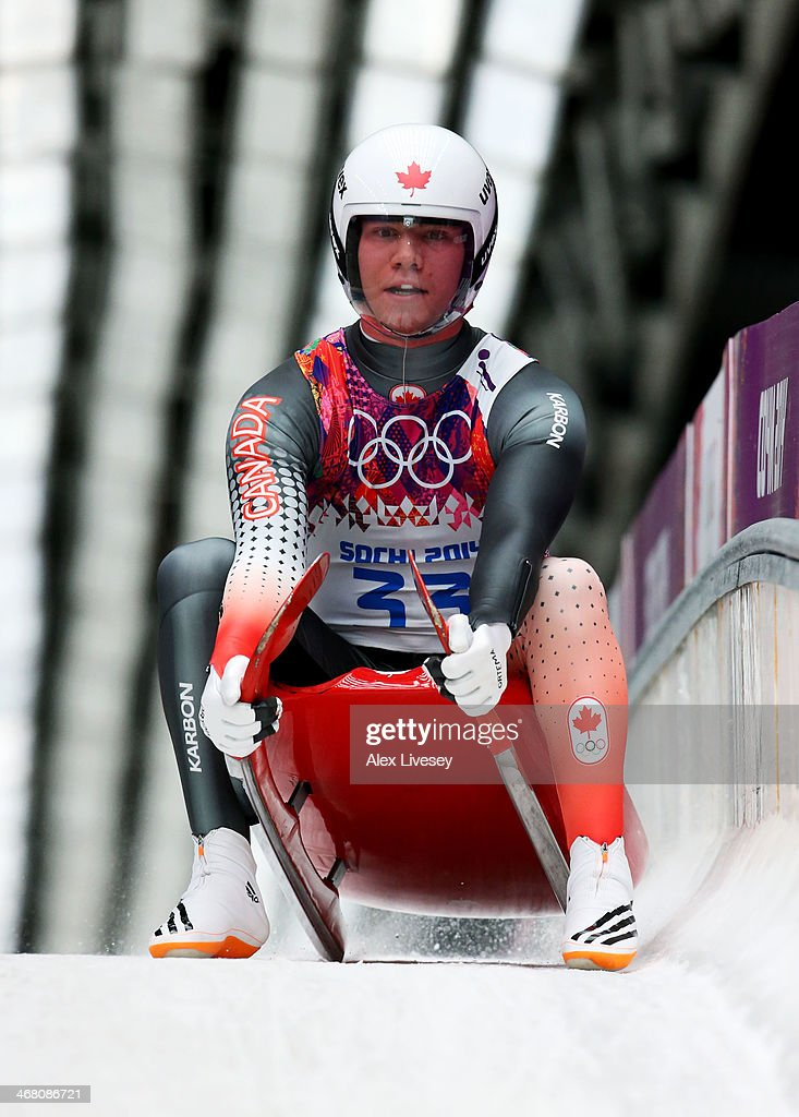 Luge - Winter Olympics Day 2
