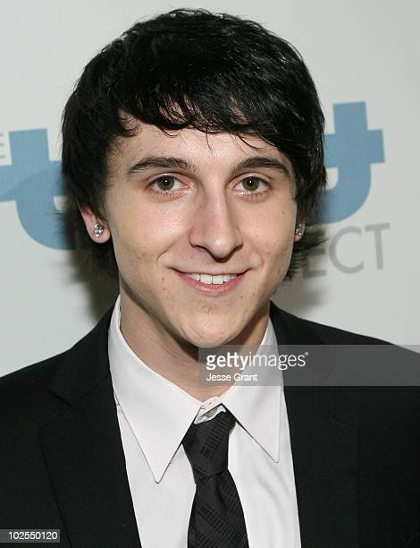 Mitchel Musso attends The Inaugural Thirst Gala held at Casa Del Mar on June 29 2010 in Santa Monica California