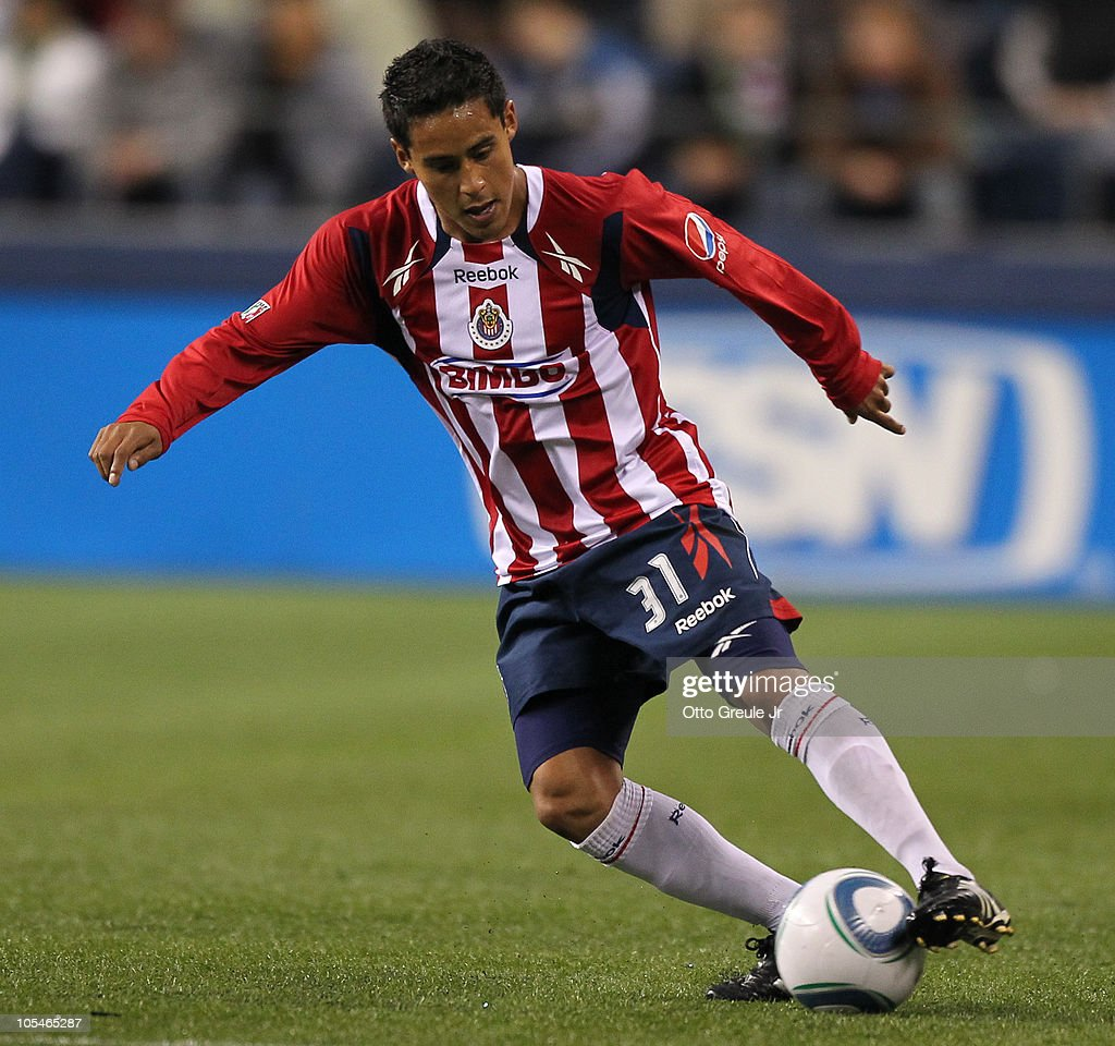 Chivas de Guadalajara v Seattle Sounders FC : News Photo