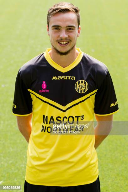 Mitchel Paulissen of Roda JC during the Photocall Roda JC at the Parkstad Limburg Stadium on July 12 2018 in Kerkrade Netherlands