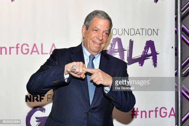 Mitchell B Modell attends the 2018 National Retail Federation Gala at Pier 60 on January 14 2018 in New York City