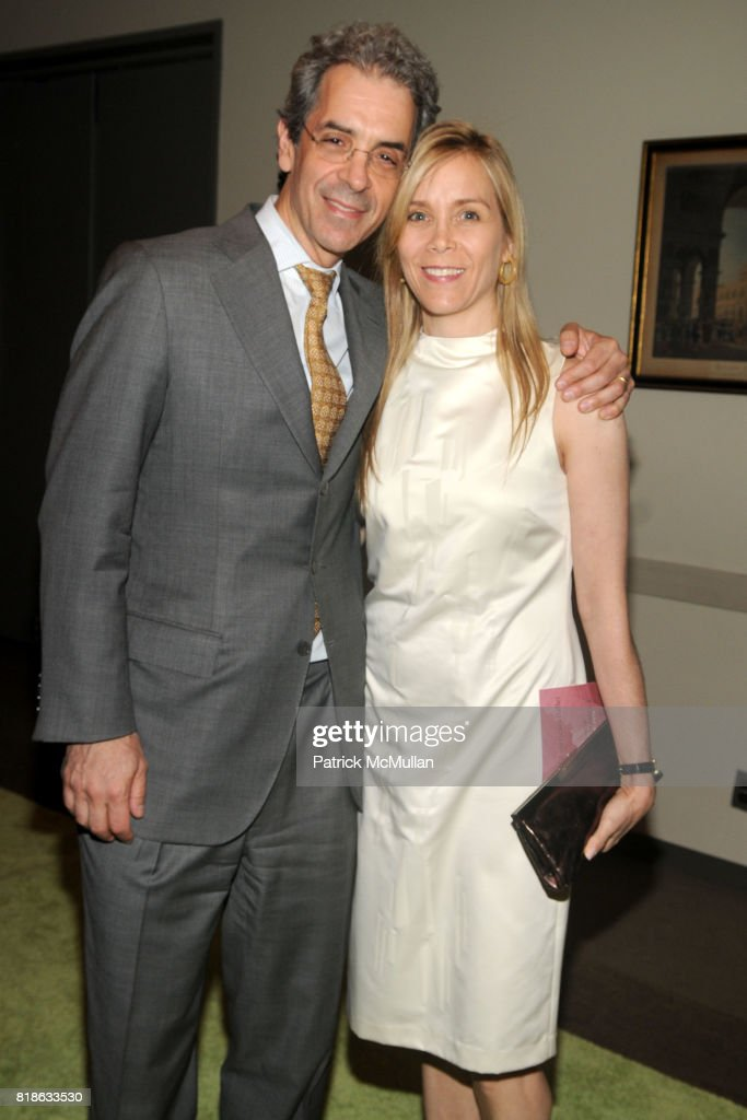mitchell blutt and margo krody blutt attend the school of american ballet workshop performance benefit at