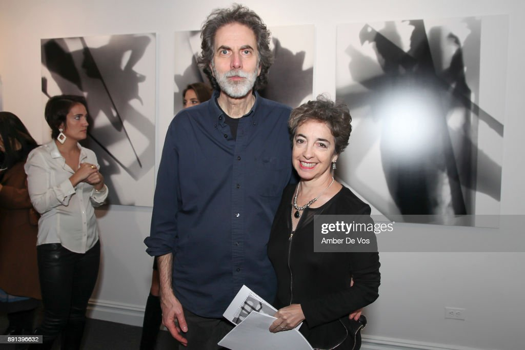 Galerie Mourlot Opening Reception for Eva Petric : News Photo