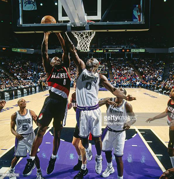 Portland Trail Blazers Kings: Mitchell Butler Stock Photos And Pictures