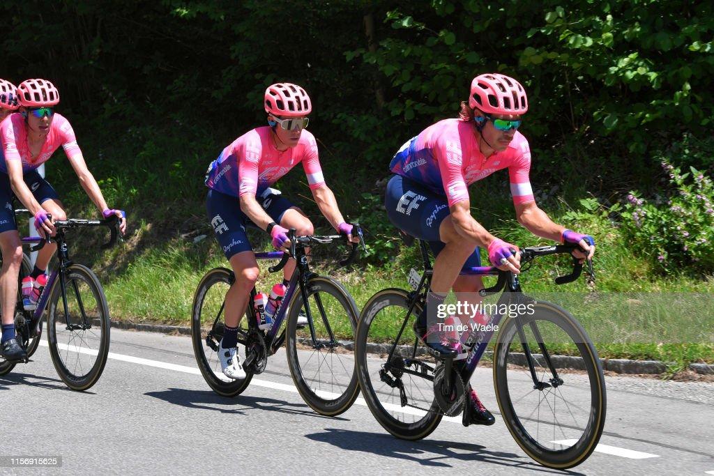 83rd Tour of Switzerland - Stage 5 : News Photo