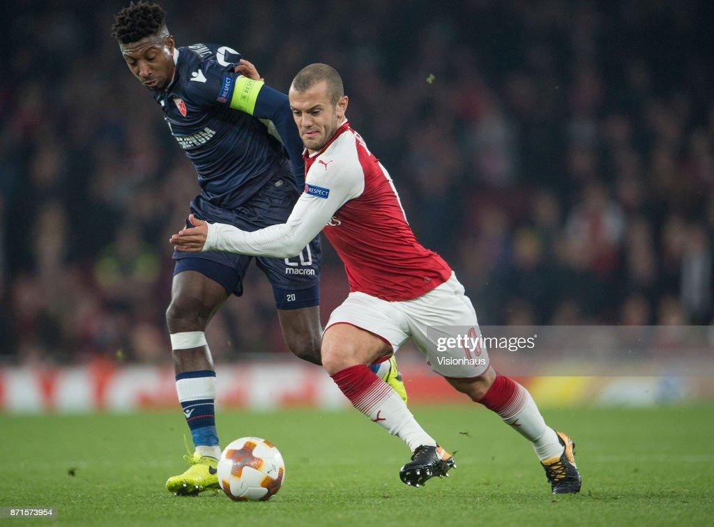 Arsenal FC v Crvena Zvezda - UEFA Europa League : News Photo