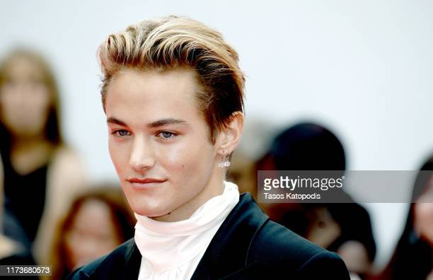 Mitchell Hoog attends the Harriet premiere during the 2019 Toronto International Film Festival at Princess of Wales Theatre on September 10 2019 in...