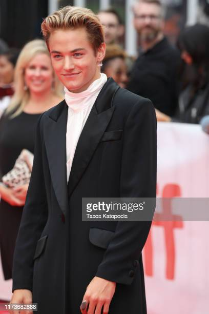 Mitchell Hoog attends the Harriet premiere during the 2019 Toronto International Film Festival at Roy Thomson Hall on September 10 2019 in Toronto...