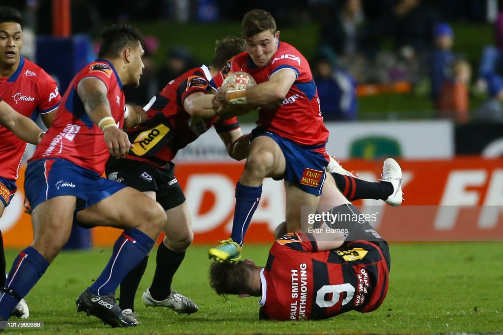 Mitre 10 Cup Rd 1 - Tasman v Canterbury : News Photo