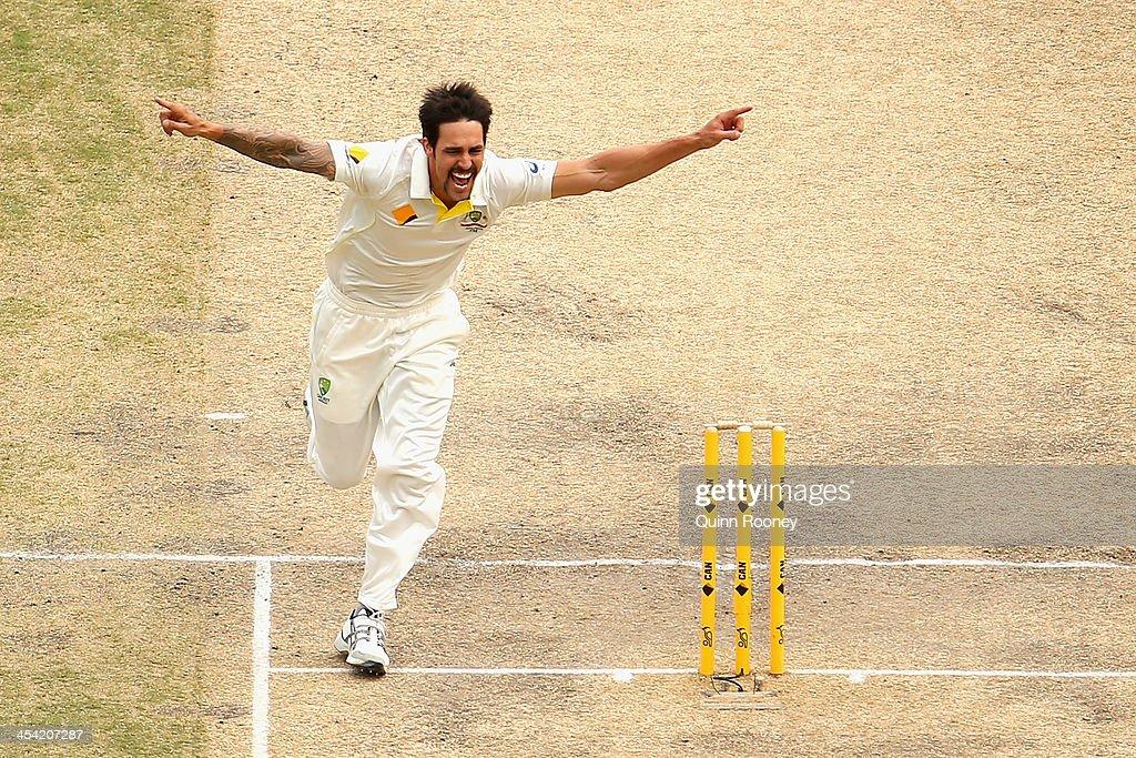 Australia v England - Second Test: Day 4 : News Photo
