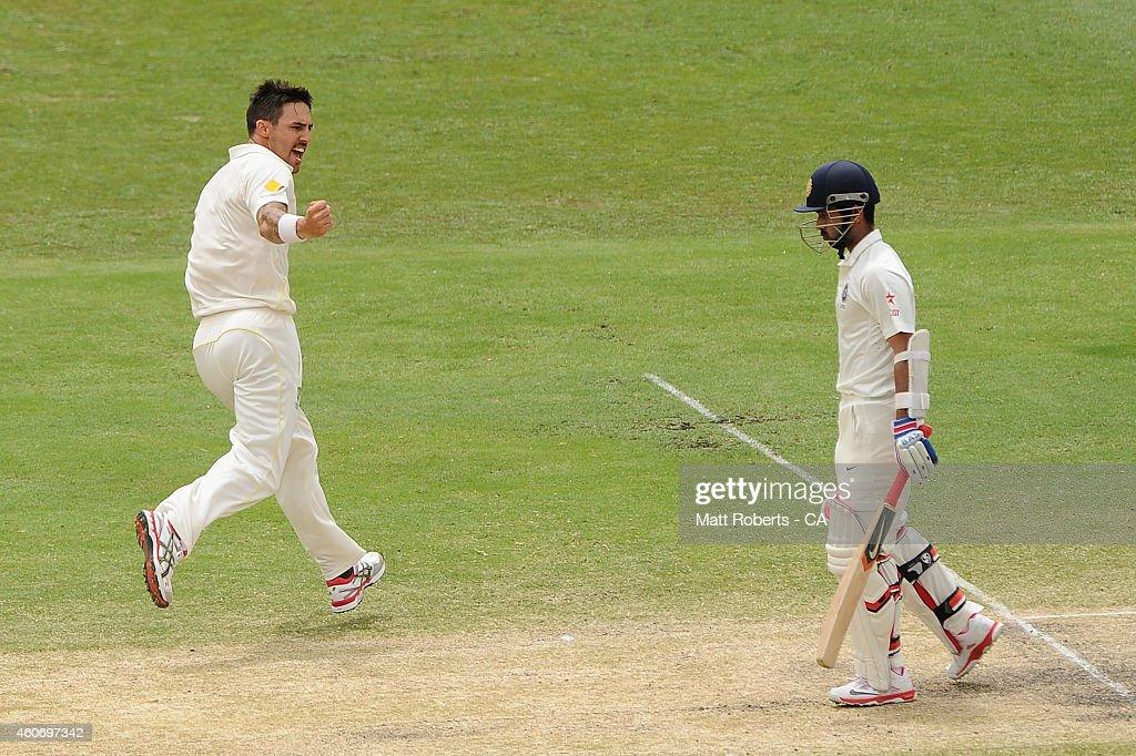2nd Test - Australia v India: Day 4