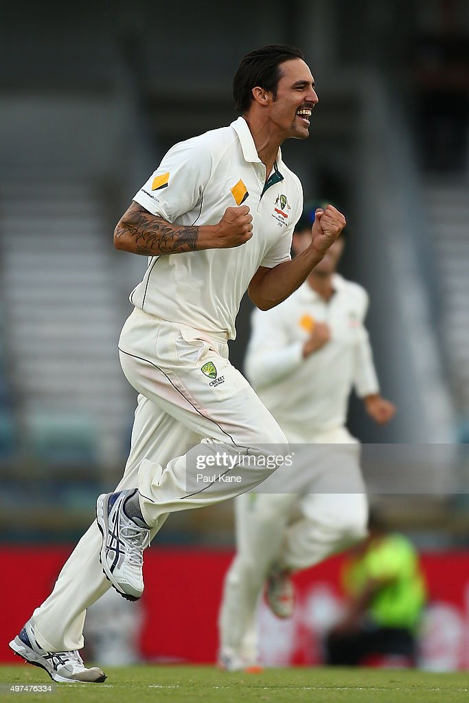 Australia v New Zealand - 2nd Test: Day 5