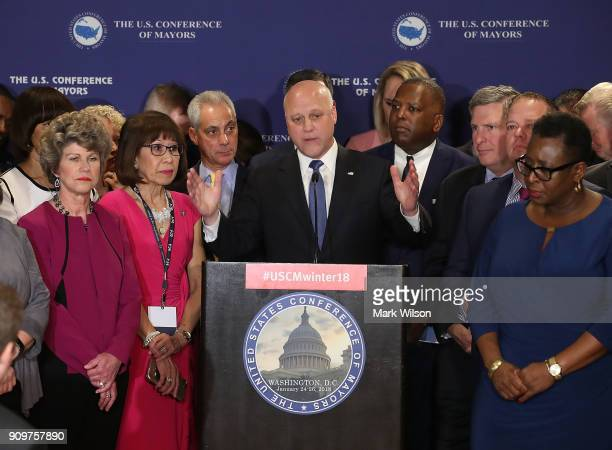 Annual U S Conference Of Mayors Held In D C Photos et ...