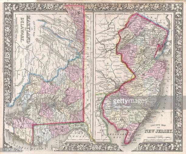 World's Best Map Of Delaware And Maryland Stock Pictures ... on marshall map, lafayette map, lipscomb map, mercer map, austin peay map, xavier map,