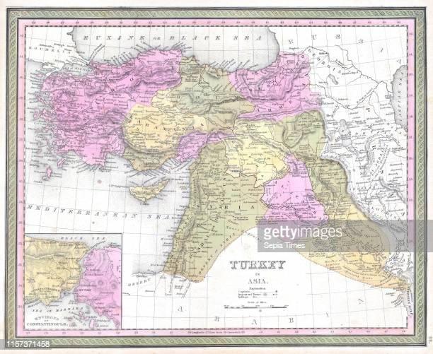 18 Syria Ancient Map Bilder und Fotos - Getty Images