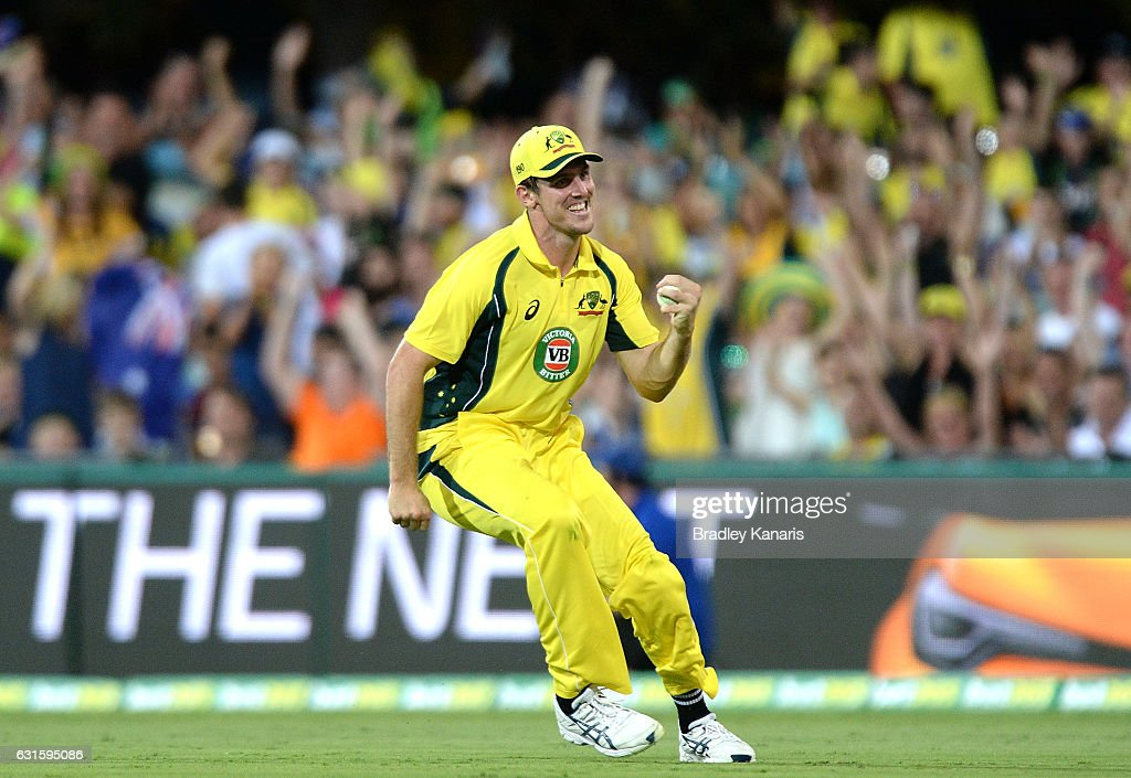 Australia v Pakistan - ODI Game 1