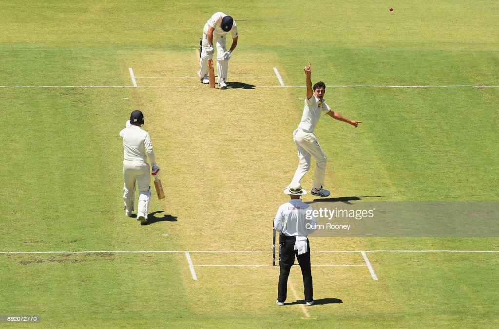 Australia v England - Third Test: Day 1 : News Photo