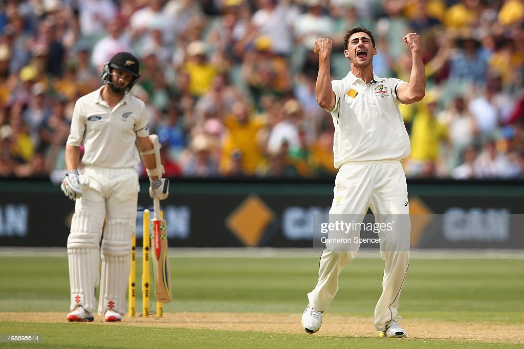 Australia v New Zealand - 3rd Test: Day 1