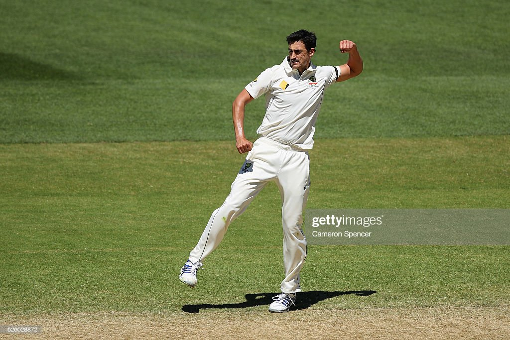 Australia v South Africa - 3rd Test: Day 4