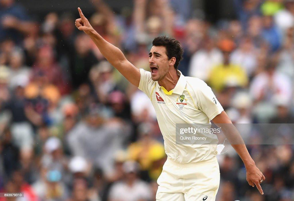 Australia v England - Third Test: Day 4 : News Photo