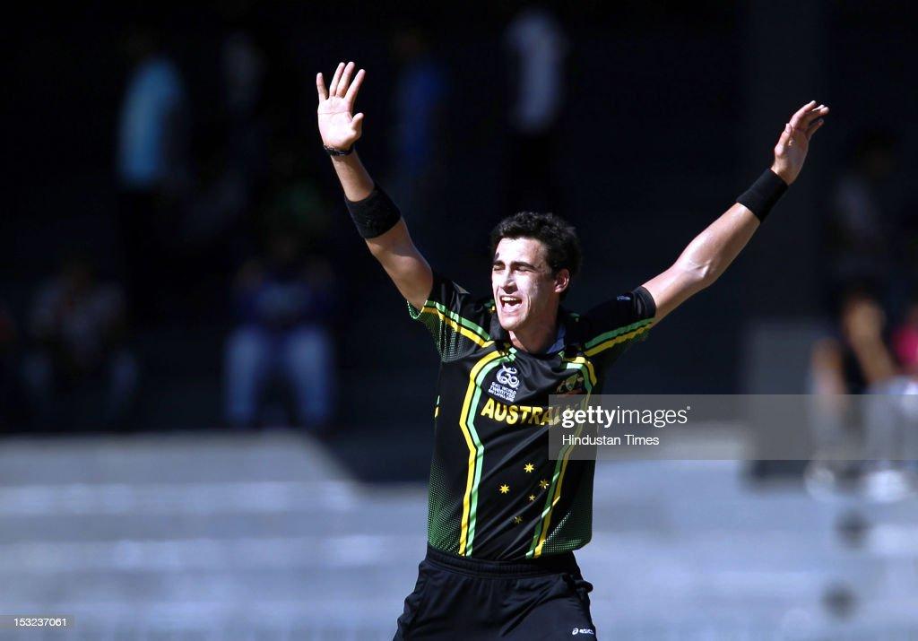 Australia v Pakistan - ICC World Twenty20 2012: Super Eights Group 2 : ニュース写真