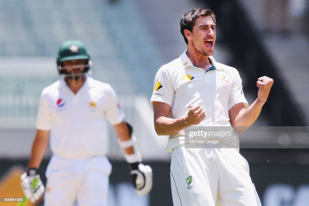 Australia v Pakistan - 2nd Test: Day 5