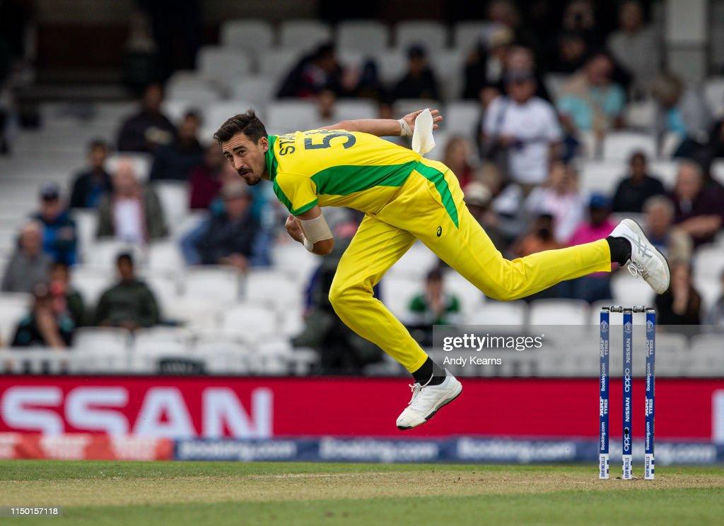 Sri Lanka v Australia - ICC Cricket World Cup 2019 : News Photo