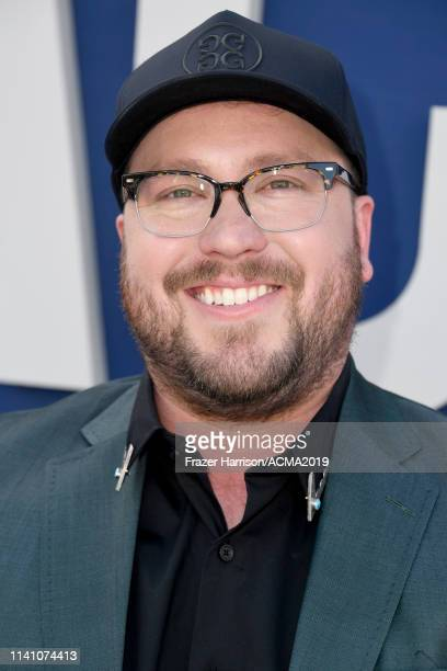 Mitchell Tenpenny attends the 54th Academy Of Country Music Awards at MGM Grand Hotel Casino on April 07 2019 in Las Vegas Nevada