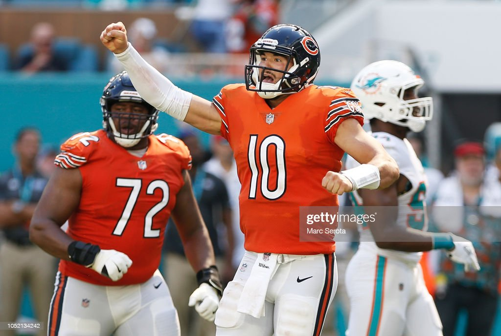 Chicago Bears v Miami Dolphins : News Photo