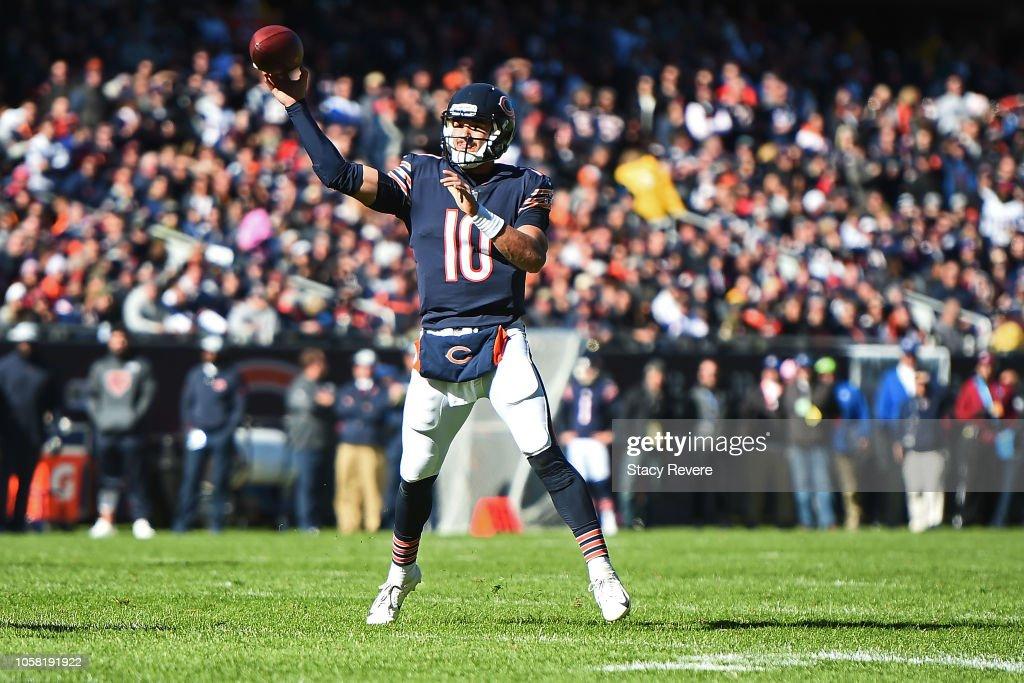New England Patriots v Chicago Bears : News Photo