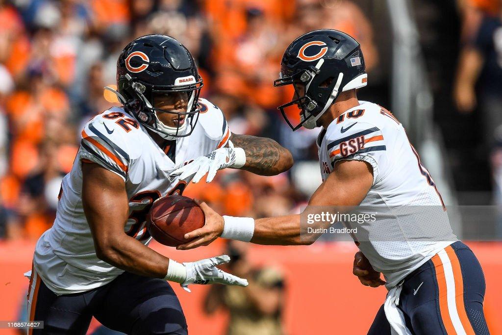 Chicago Bears v Denver Broncos : News Photo