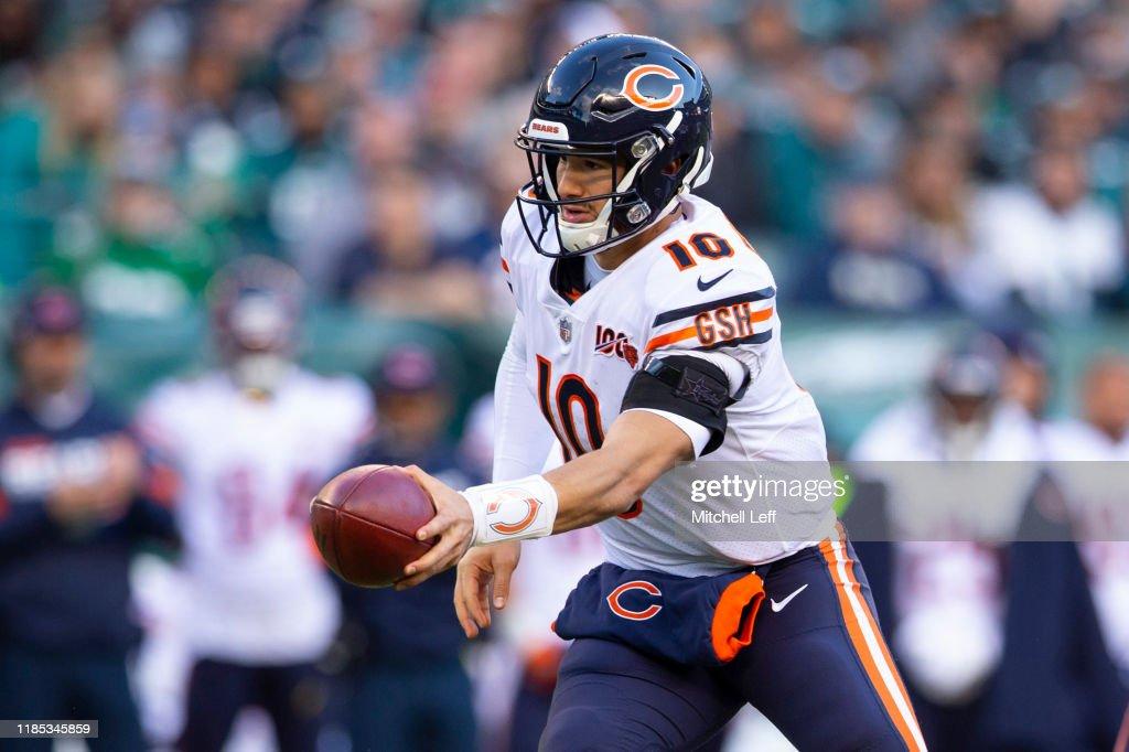 Chicago Bears v Philadelphia Eagles : News Photo