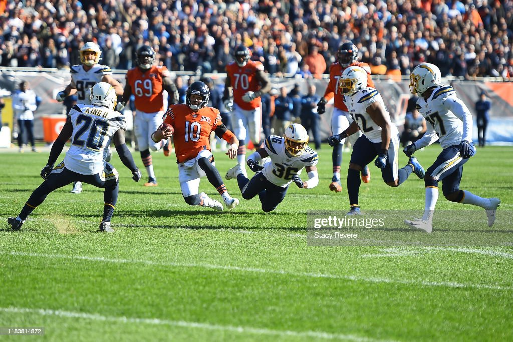 Los Angeles Chargers vChicago Bears : News Photo