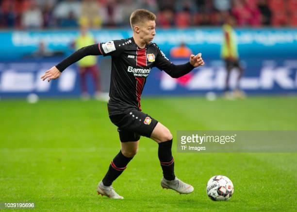 Maillot Extérieur Bayer 14 LeverkusenMitchell-Elijah Weiser