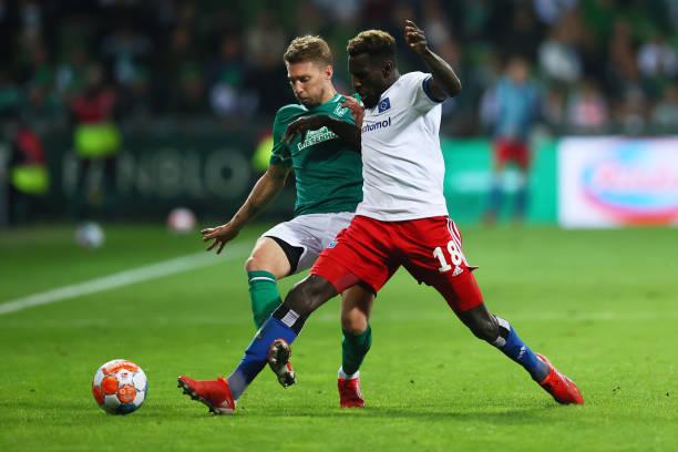 DEU: SV Werder Bremen v Hamburger SV - Second Bundesliga
