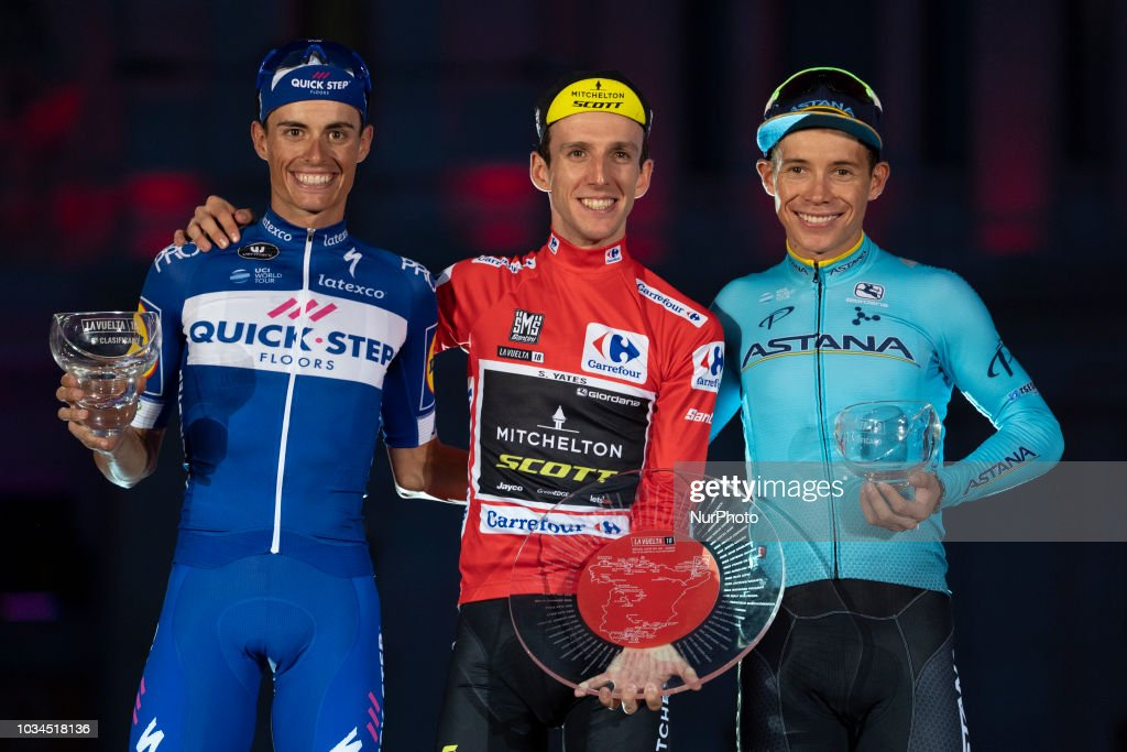 73rd Tour of Spain 2018 : News Photo