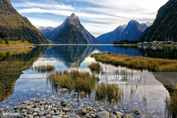 Mitre Peak, Milford Sound, Fiordland National Park
