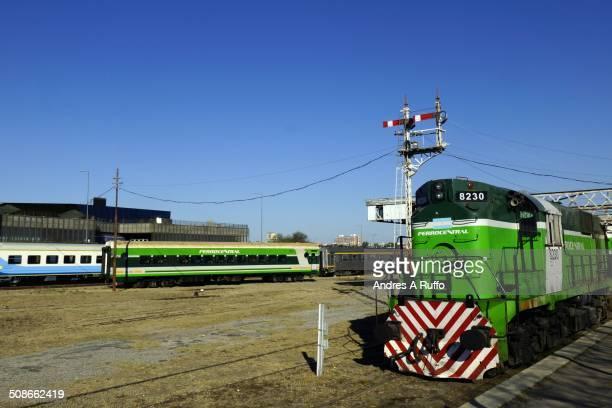 Mitre Railway Station city of Cordoba Argentina