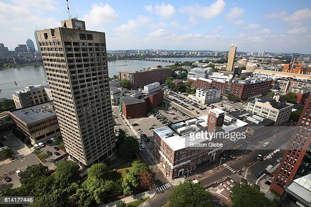 MITs plans for Kendall Square in Cambridge Mass include demolition of the Eastgate tower and construction of housing office research and retail space...
