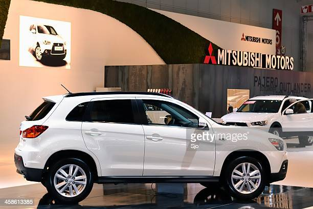 mitsubishi asx - mitsubishi group stock pictures, royalty-free photos & images
